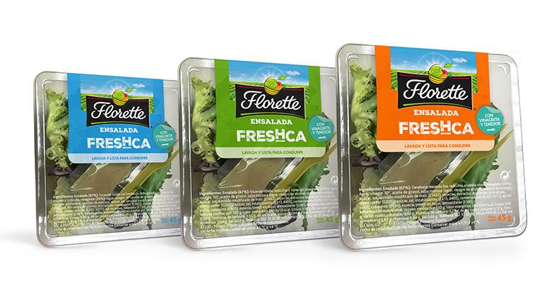 'Freshca' (45 g) con 3 atractivas receta