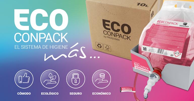 Ecoconpack de Proquimia 2