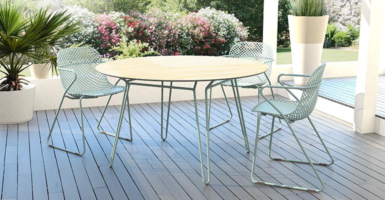 mobiliario exterior de dise o setentero infohoreca On mobiliario exterior diseño