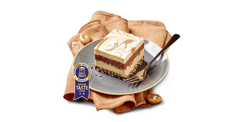 Erlenbaches tarta caramelo a la sal