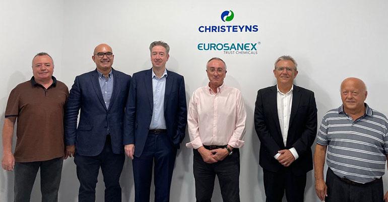 El grupo Christeyns compra Eurosanex