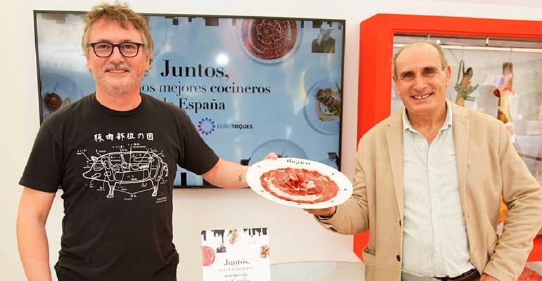 Asici y Euro-Toques se unen para promocionar los productos de cerdo ibérico