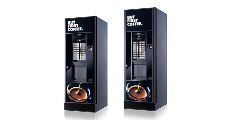 Máxima eficiencia y café de calidad, con tecnología a medida