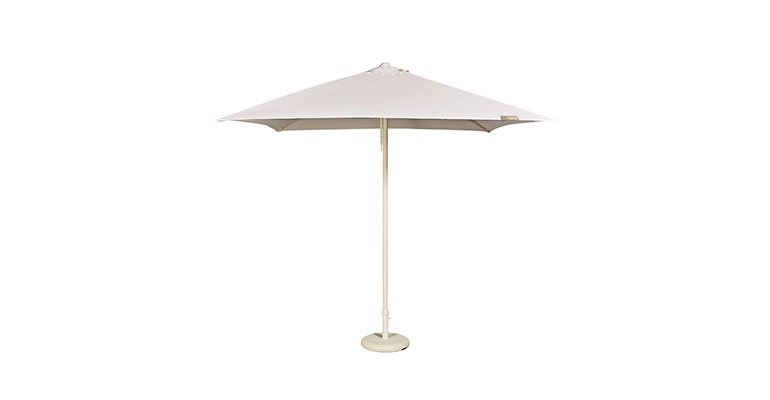 Parasol descontaminante, 100% reciclable