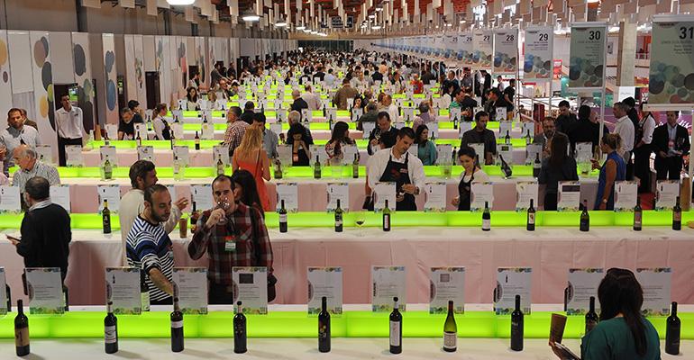 Fenavin 2013 Feria Nacional del Vino Ciudad Real