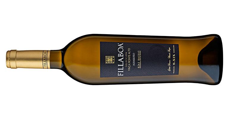Fillaboa selección Finca Monte Alto vino blanco