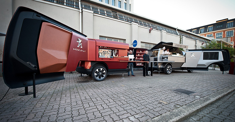 FoodTruck Peugeot