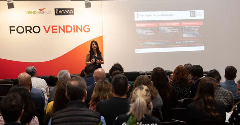 Beatriz Romanos expone las claves del I Estudio Eat2Go