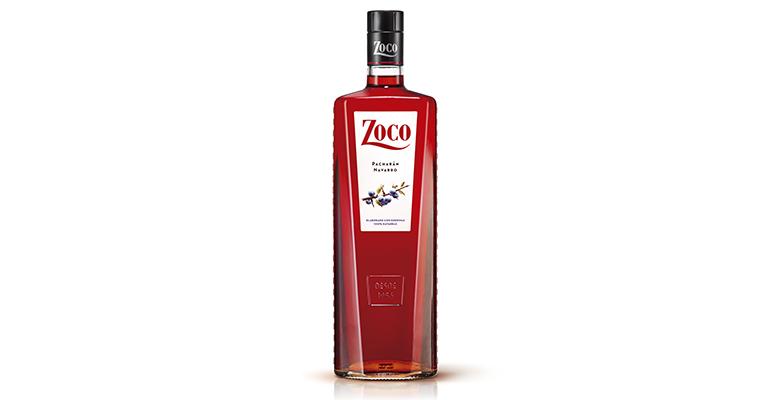 botella de Zoco pacharán