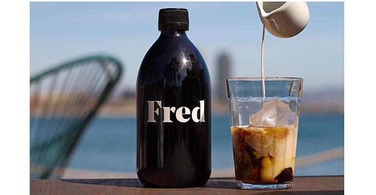 Fred café frío