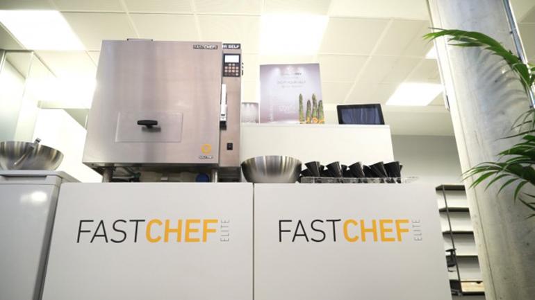 Freidora Fast Chef de Qualityfry