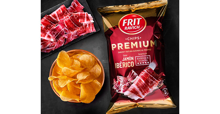 Frit Ravich premium jamón ibérico enrique tomas