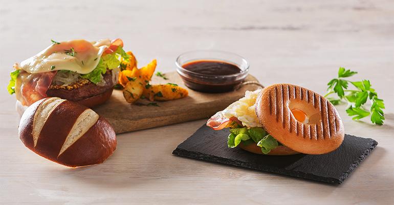 Gama Sándwich, nueva familia de panes para la hostelería