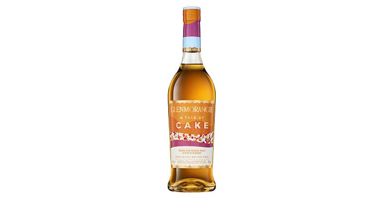 Glenmorangie A Tale Of Cake botella