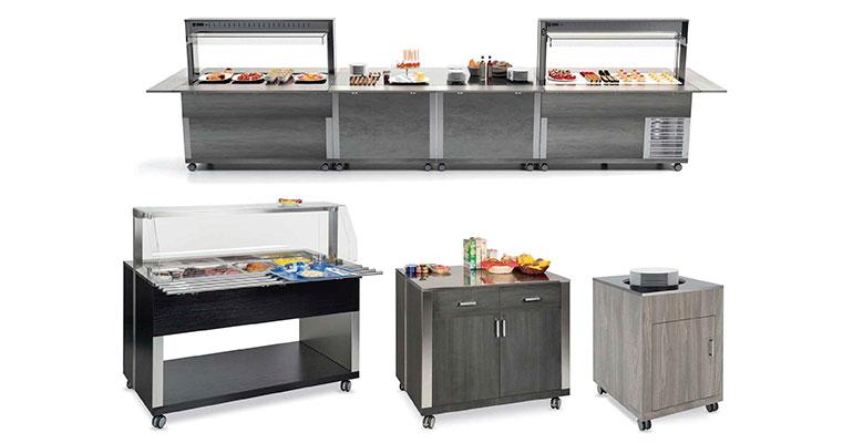 Mobiliario buffet