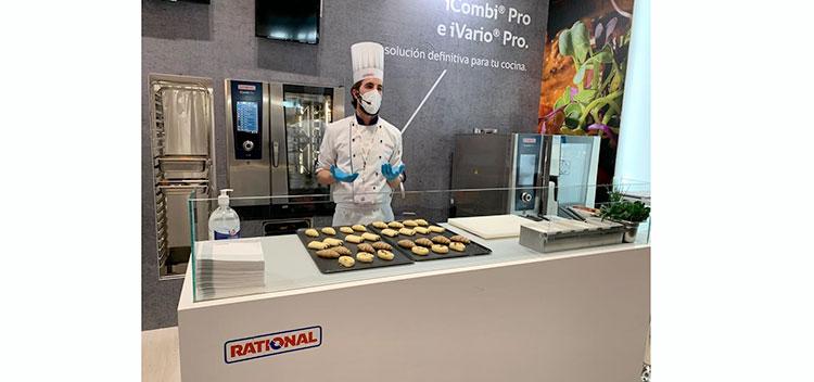 Rational presentará sus productos en la feria H&T de Málaga