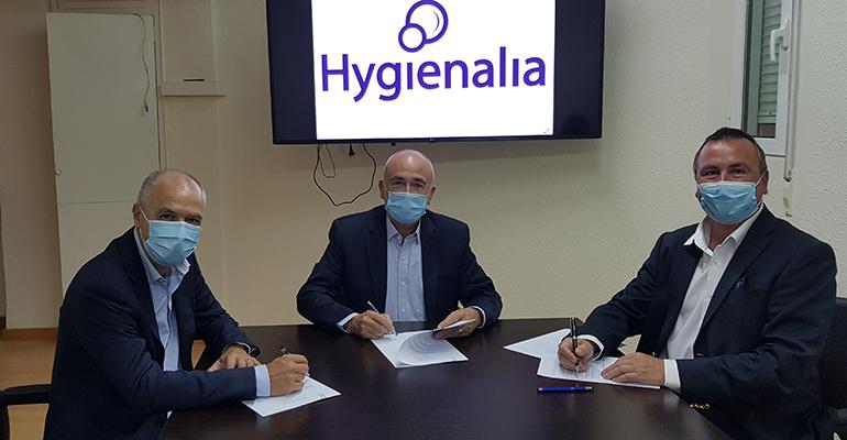 Hygienalia se refuerza para sus próximas ediciones