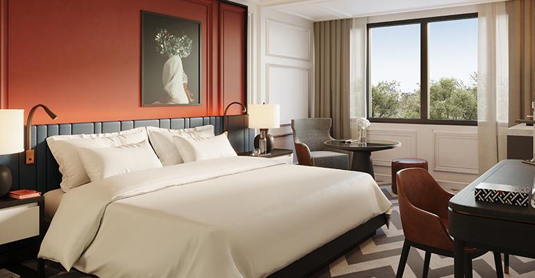 Rosewood Villa Magna abre sus puertas en Madrid