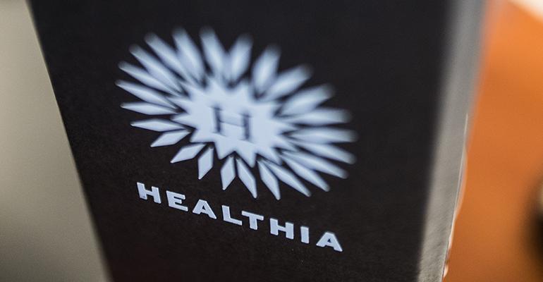 Sello Healthia