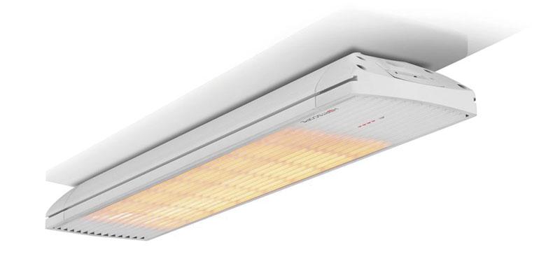 Calefactores infrarrojos eficientes para evitar virus en exteriores