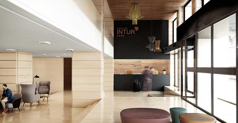 Intur Hoteles ofrece sus instalaciones a las autoridades sanitarias