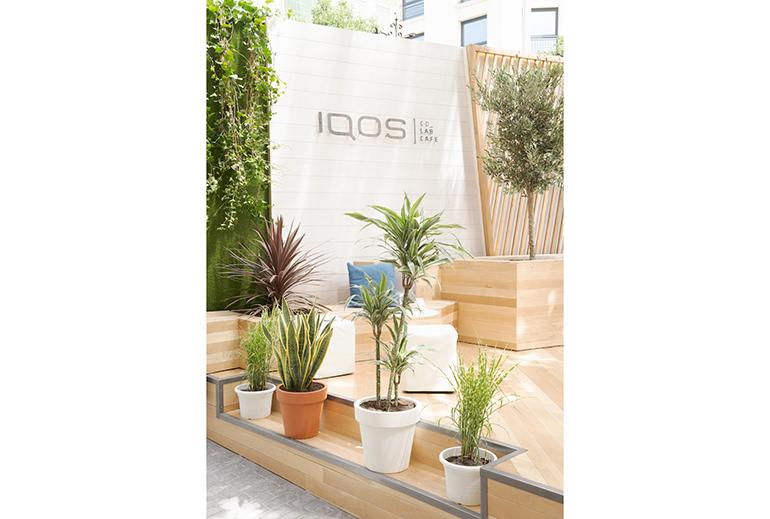 Nuevo espacio IQOS Co_Lab