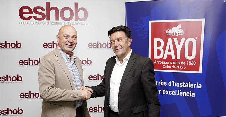 Iñaki Gorostiaga y Enric Batlle