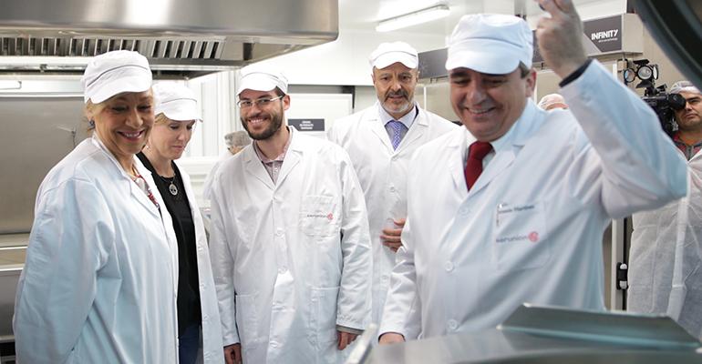 Nuevas cocinas de Serunión en Madrid