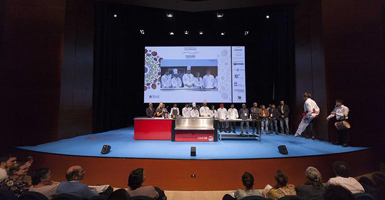 Inauguración de San Sebastián Gastronomika