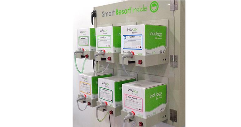 Sistema de dosificación de productos concentrados de limpieza