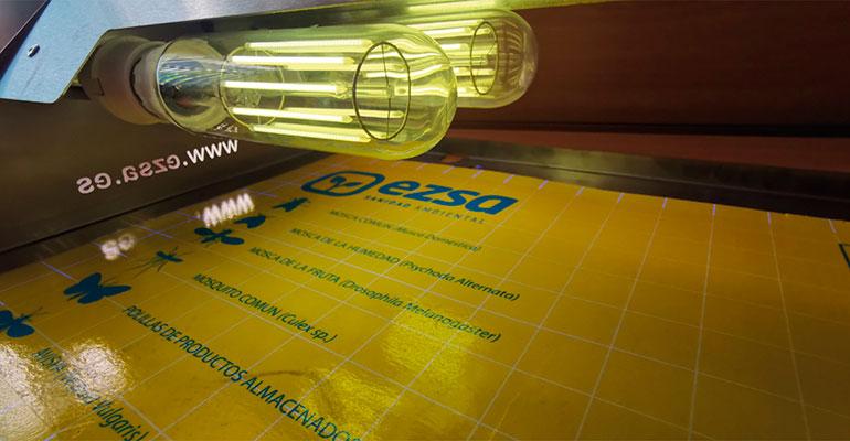 Lanzan un sistema led para el control de plagas que ahora un 75% de energía