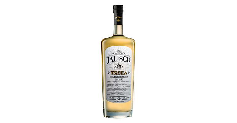 Tequila Jalisco Reposado 100% agave azul