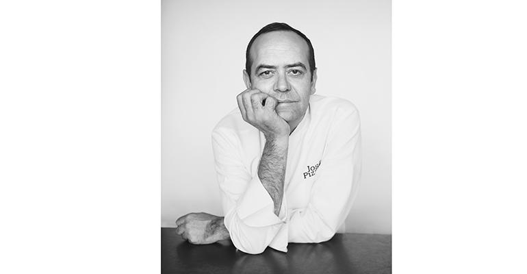 El chef José Pizarro