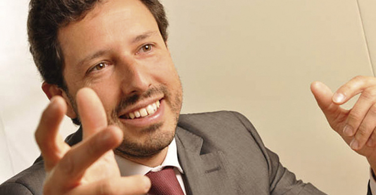 Josep Guasp, director general de Davigel España