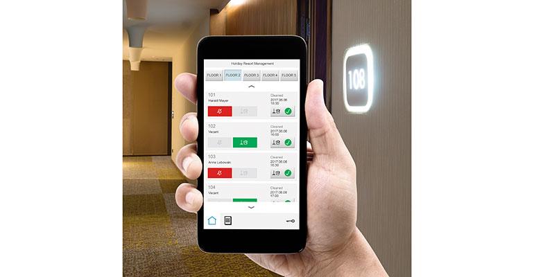Jung presenta sus soluciones tecnológicas para hoteles en el ´post covid´