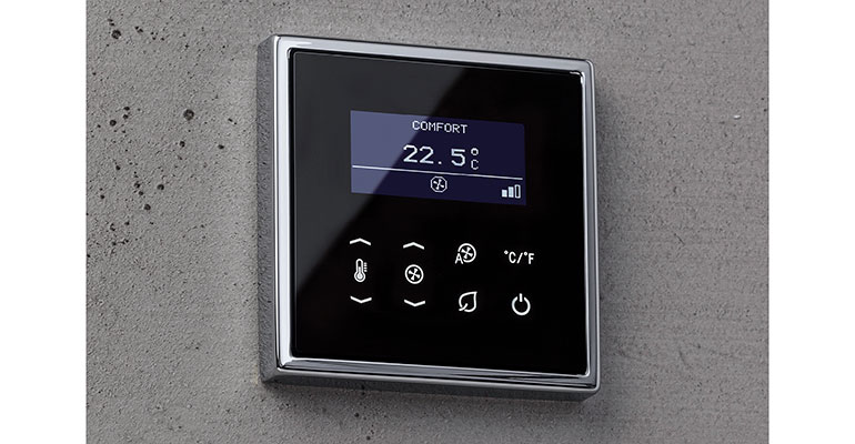 Jung termostato