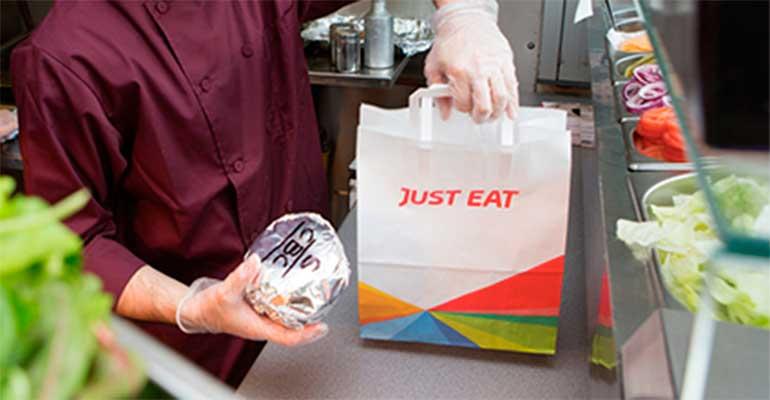Just Eat Infohoreca