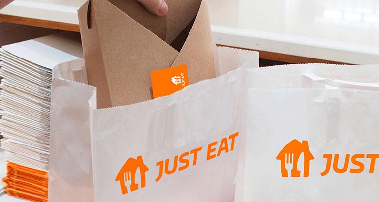 Just Eat nueva imagen