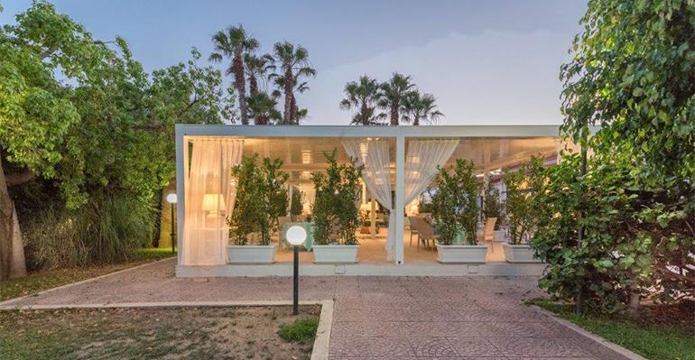 KE para el Hotel Sentido Acacia Marina Palace, en Sicilia