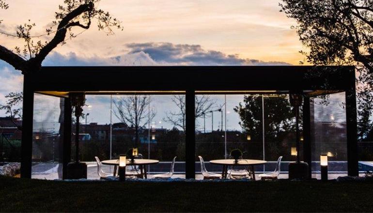 Villa para recepciones en Albano Laziale KE Isola 2
