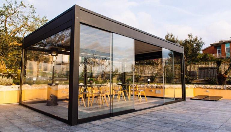 Villa para recepciones en Albano Laziale KE Isola 3
