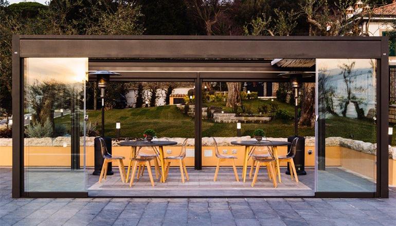 Villa para recepciones en Albano Laziale KE Isola