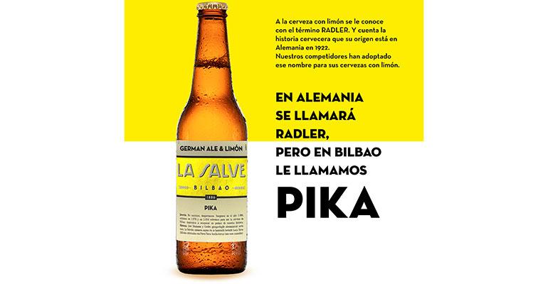 Una Pika muy de Bilbao