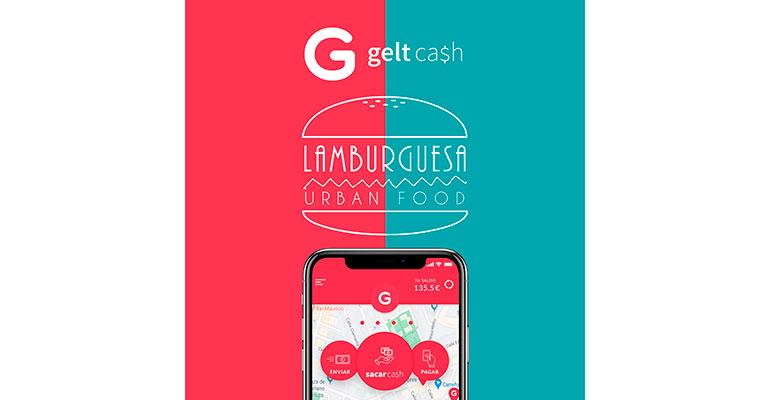Lamburguesa incorpora el servicio de retirada de efectivo