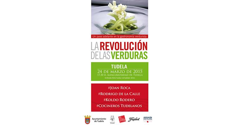 Primer Congreso de la Revolución de las verduras - Tudela