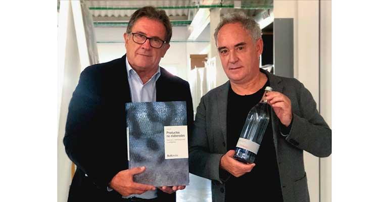 Adrià presenta el primer volumen sobre Productos no elaborados de la Bullipedia