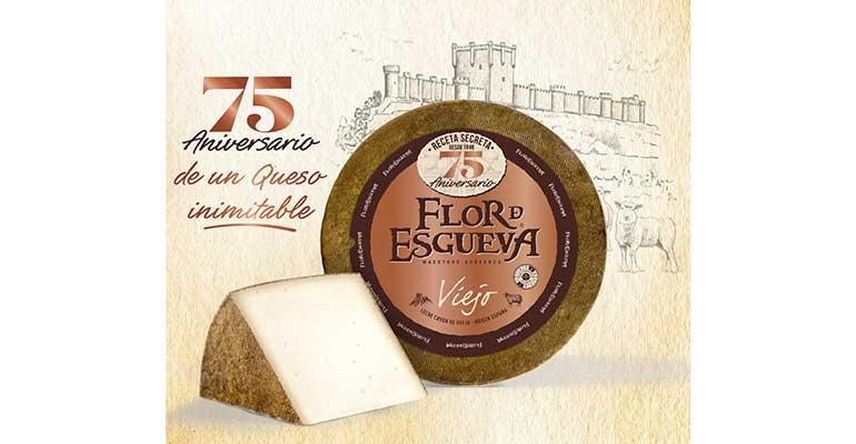 Lactalis Flor de Esgueva 75 aniversario