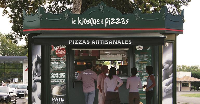 Le Kioske à Pizzas