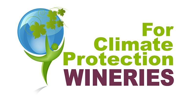 "certificación de ""Wineries for climate protection"""