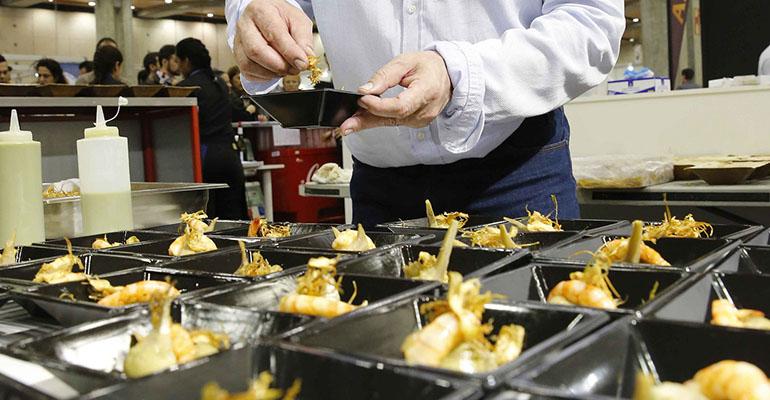 Espacio Barra Gourmet en Gastrónoma